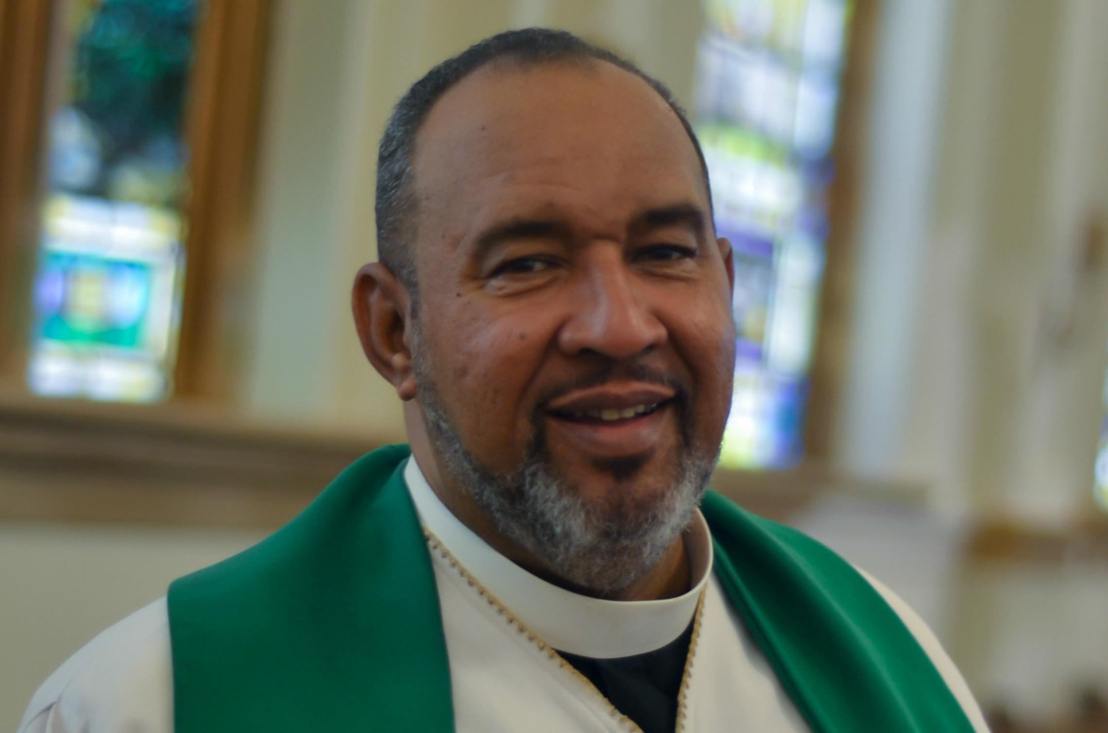 </p> <h5>Reverend James E. Speed, Sr.</h5> <p>