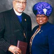 Bishop-and-Mother-Norris