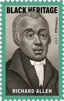 richard-allen-postage-stamp